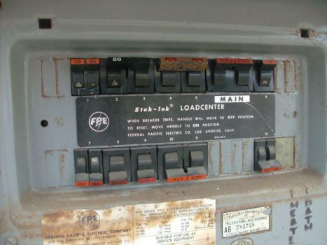 You Should Replace Obsolete Service Panels