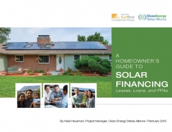 Homeowner's Guide to Solar Financing