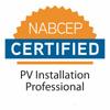 NABCEP Installer Professional certification